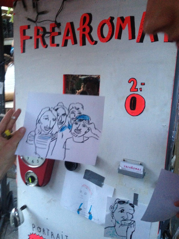 Freakomat // 5 Jahre Rummels Bucht